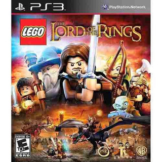Lego The Lord Of Tthe Rings Ps3 Fisico Usado Blu Ray.