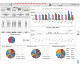 Planilha Para Controle Financeiro - Acx14