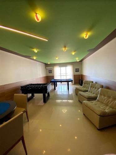 Imagem 1 de 12 de Apartamento - Venda - Aviação - Praia Grande - Arj280