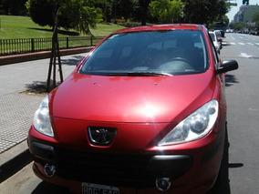 Peugeot 307 1.6 Sedan Xs 110cv Mp3 2008