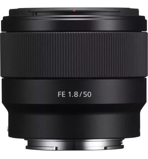 Lente Sony Nacional 50mm F1.8 E-mount Full Frame A7 A7s A7r, Envio P/ Norte E Nordeste Somente Pela Cia Aérea