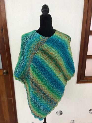 Chalina Azul Crochet