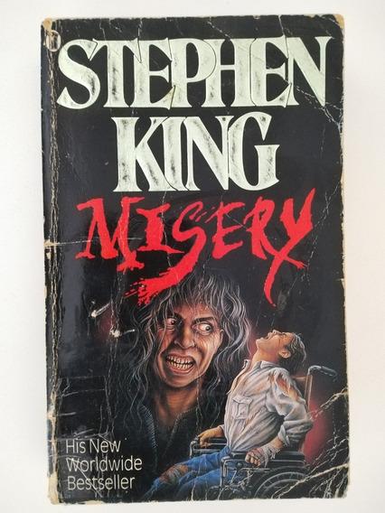 Livro Misery - Stephen King - Edição De Bolso