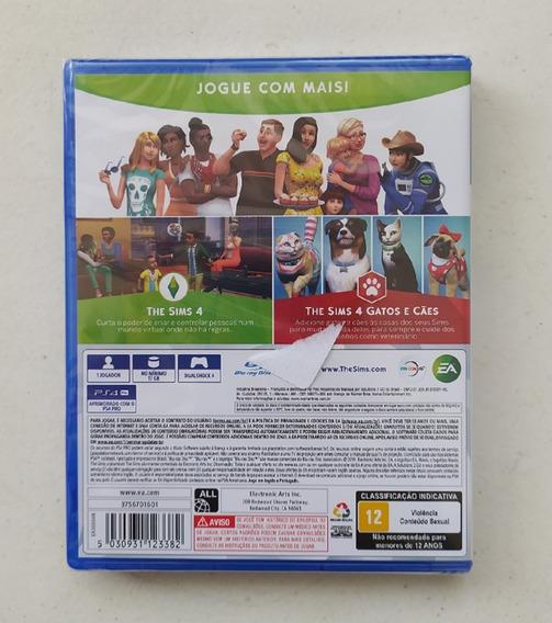 The Sims 4 Ps4 Disco Físico Novo Lacrado Playstation 4 Cd