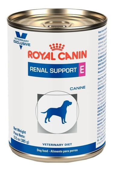 Royal Canin 12 Latas De Renal ( E ) Envió Gratis