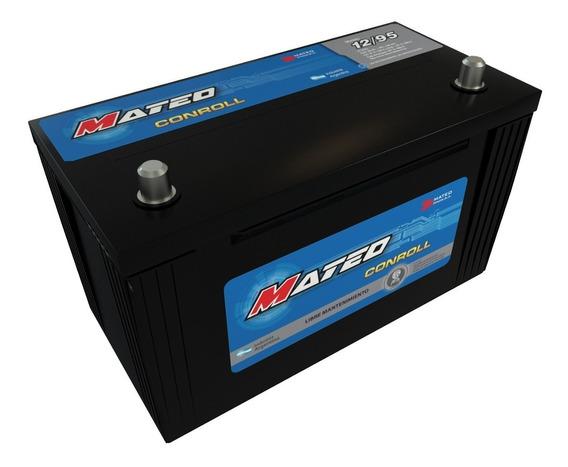 Bateria Mateo 12x95 Diesel Toyota Hilux Sw4 3.0 Td