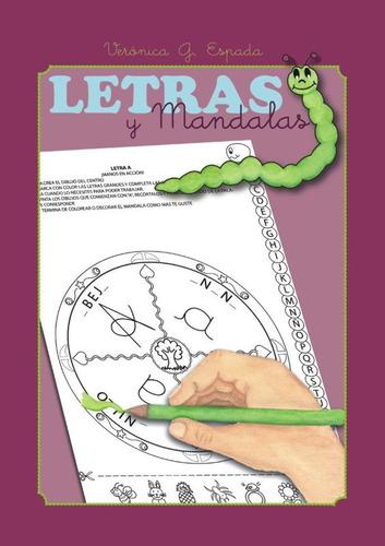 Imagen 1 de 2 de Libro Letras Y Mandalas - Didactico -  Espada