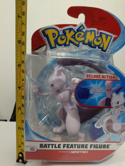 Mewtwo 12cm S3 Pokemon Wicked Cool Toys Se