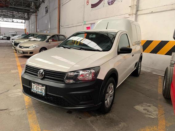 Volkswagen Saveiro Startline Std 5 Vel Ac 2018