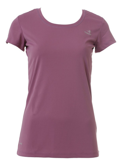 Remera Topper C Training Basic Mujer Ob
