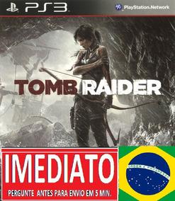 Tomb Raider Portugues Ps3 Psn - Midia Digital