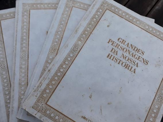 Coleção Antiga - Livros Grandes Personalidades 1973 Raro