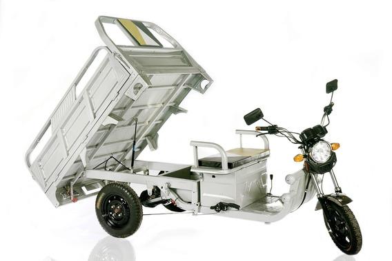 Triciclo Elétrico Tuk Tuk De Carga - Suporta 300kg - Elemovi