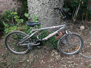 Bicicleta Freestyle Red Skin