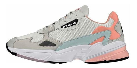 Zapatillas adidas Originals Blancas Falcon - Palermo - Mujer