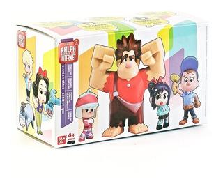 Muñeco Figura Sorpresa Pack X2 Ralph El Demoledor Wifi