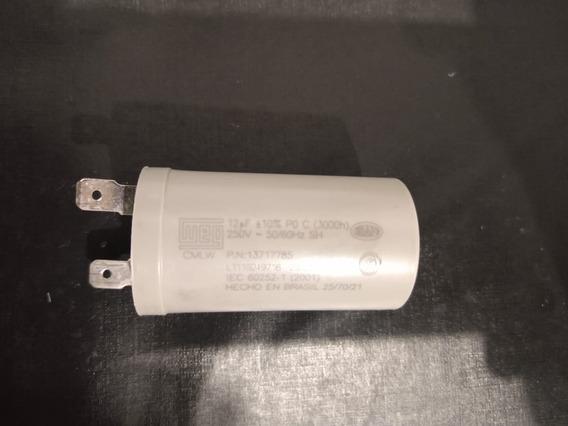 Capacitor Original Centrifuga Colormaq 127v