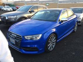 Audi Serie S 2.0 S3 Wec Sedán 285 Hp At Dsg