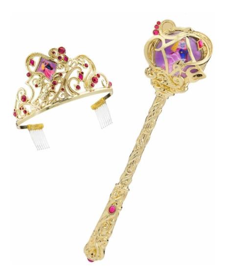 Tiara - Corona Y Cetro De La Princesa Aurora Disney Store