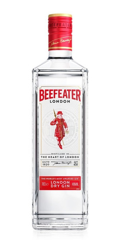 Beefeater London Dry Gin Botella De 700ml Original