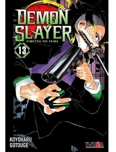 Imagen 1 de 4 de Manga - Demon Slayer: Kimetsu No Yaiba 13 - 6 Cuotas