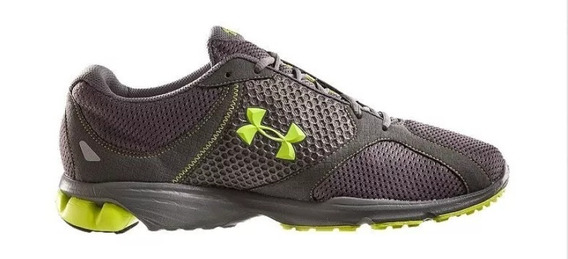 Zapatos Under Armour Para Trotar Originales Colores Varios