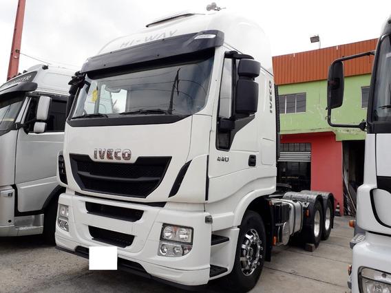 Iveco Stralis 600s44t 2018 Makema