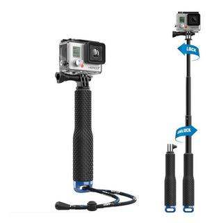 Monopod Baston Selfie Para Gopro Sj4000 Sj5000 Hasta 48cm