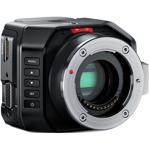 Blackmagic Micro Studio Camera 4k - Pronta Entrega