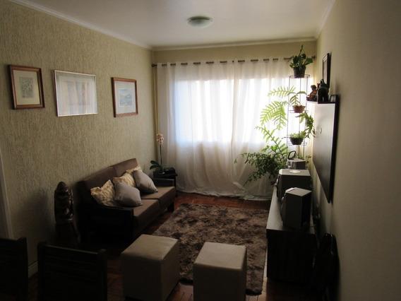 Apartamento 2 Quartos, Reversível Para 1 Suite, 1 Vaga