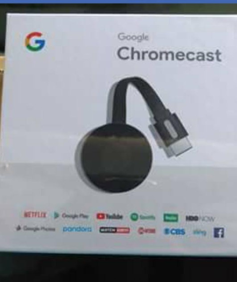 Chrome Cast2