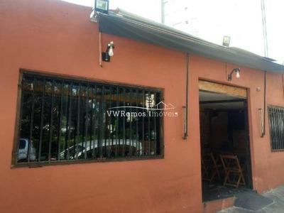 Restaurante E Espetinho Para Venda No Bairro Vila Formosa, 500 M² - 595