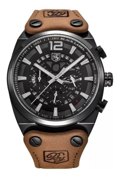 Relógio Esporte Masculino Benyar Modelo By-5112m A Quartzo