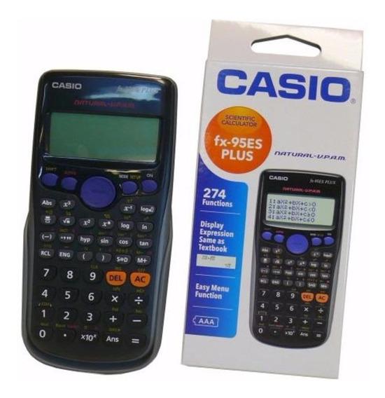 Calculadora Científica Casio Fx-95es Plus Original