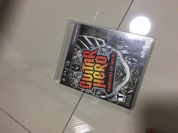 Ps3 Guitar Hero Ou Rock Band 125,00 Frete Grátis Por C.regis