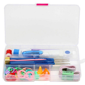 Crochet Hooks Needles Set W/ Storage Case Box