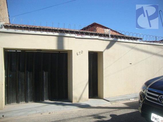 Casa Com 3 Dormitórios À Venda, 140 M² Por R$ 290.000,00 - Sapiranga - Fortaleza/ce - Ca2770