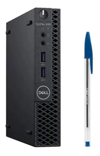 Mini Computador Pc Dell 3060m Core I3 8100t 4gbddr4 Hd 500gb