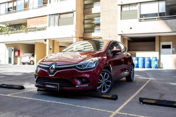 Renault Clio 1.2 Expression Mt 2018! Único Dueño !