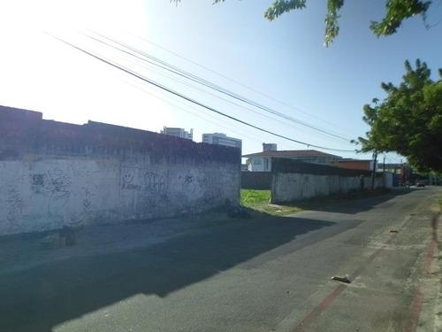 Terreno Para Alugar Na Cidade De Fortaleza-ce - L12733