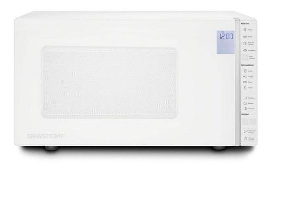 Microondas Brastemp Ative! BMS45 Branco 220V