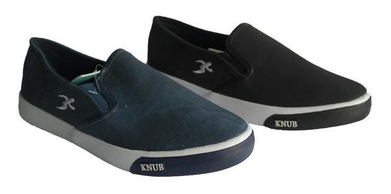 Zapatos Para Caballero Marca Knub (horma Pequeña)