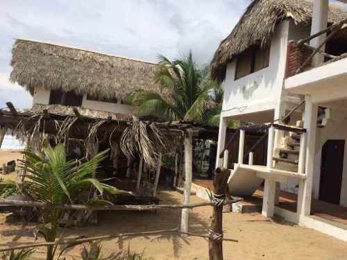 Hotel En Venta En Zipolite, Oaxaca