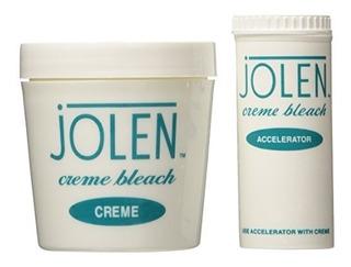 Jolen - Crema Blanqueadora Regular De 4 Onzas, Aclara El Exc
