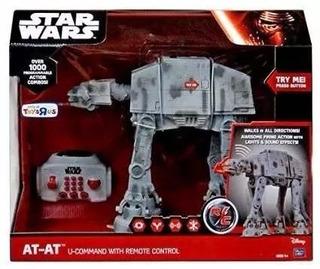 Star Wars At-at Control Remoto 30 Cm Original Hasbro