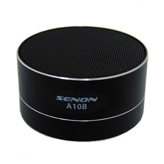 Parlante Bafle Bluetooth Recargable Sd Portatil Negro Envio