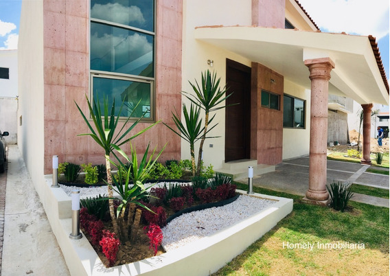 Casa Nueva En Residencial Las Plazas