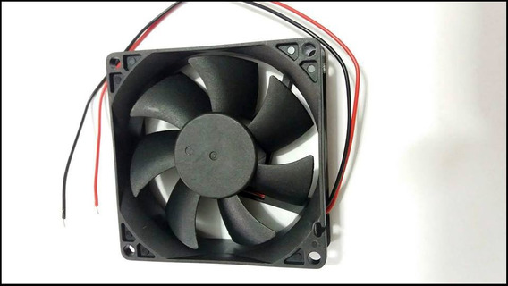 Cooler Fan 80x80x25mm 12v (3 Unidades) Pronta Entrega