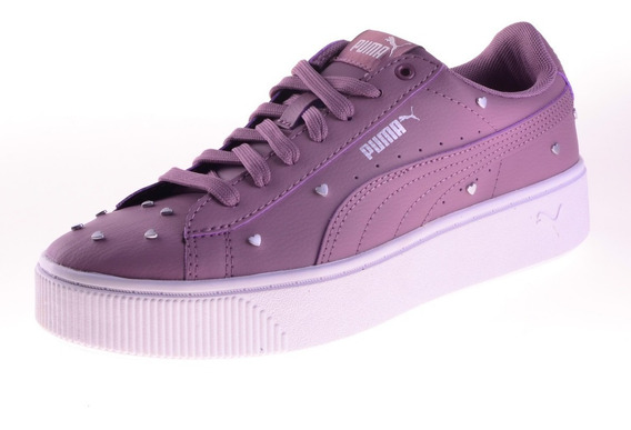 Zapatilla Puma Vikky Stacked S 370355-02