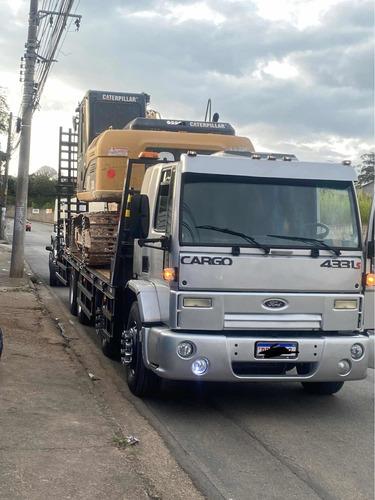 Ford Cargo 4331 Truck 4 Eixo